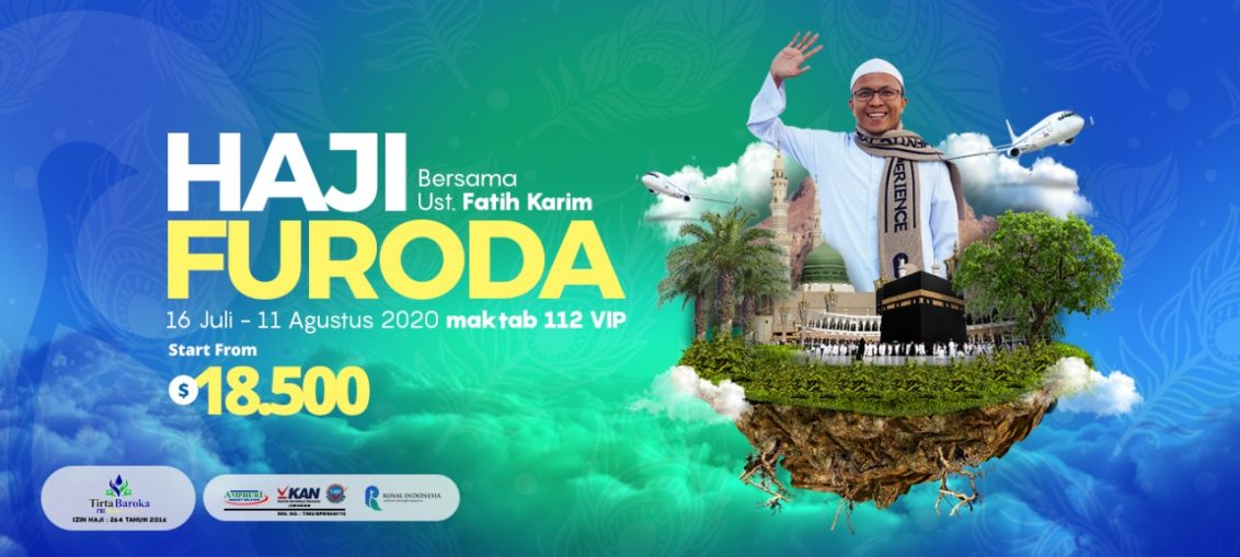 haji furoda bersama royal indonesia travel
